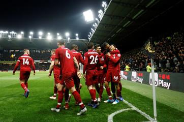 Premier League - Watford v Liverpool