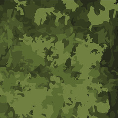 camouflage pattern vector illustration