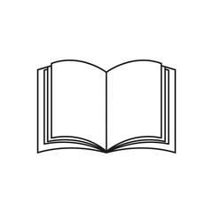 A book icon or a e-book read