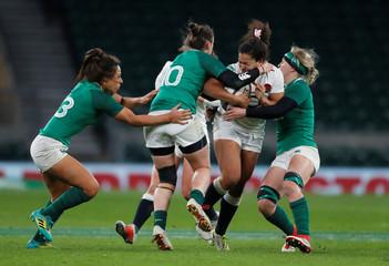Women's International - England v Ireland