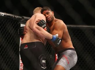 MMA: UFC Fight Night-Overeem vs Pavlovich
