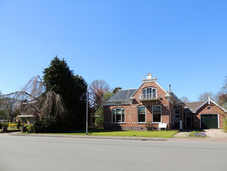 House in province Groningen,  Netherlands