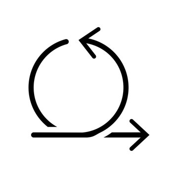 Agile icon vector illustration