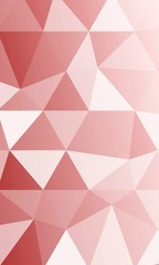 Bright multicolor geometric background of colored triangles. Origami. Vector illustration. Polygonal patterns for your presentations, business printing.