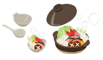 鍋料理一式