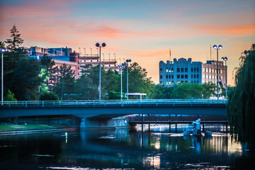 Riverfront Park in Spokane, WA