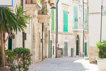 Molfetta, Apulia - Calming atmosphere in the old town of Molfetta