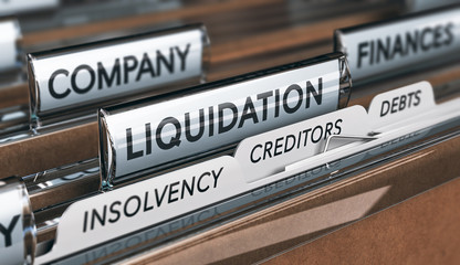 Company Insolvency And Liquidation