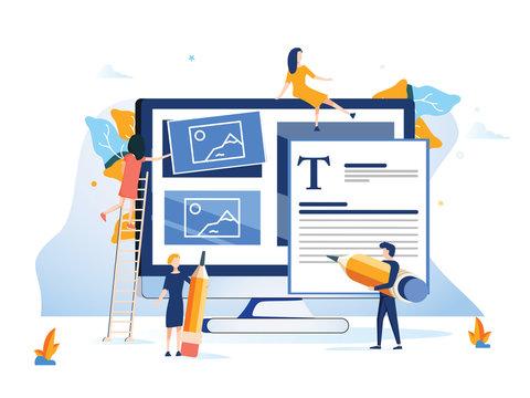 Concept Ux User Experience Development Design Usability Improve software develop company. UI Interface experiment design