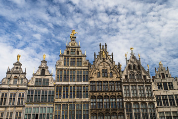 Houses in Antwerp