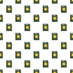 Canister pattern seamless vector repeat for any web design