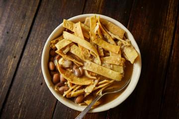 Bean Soup Tasty Apetizer