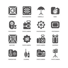 Photo camera, Photograph, Photographer, Backpack, camera icon 16