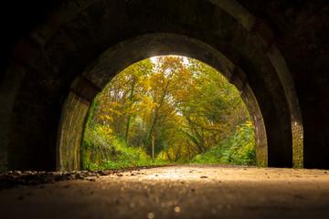 Dark tunnel 4