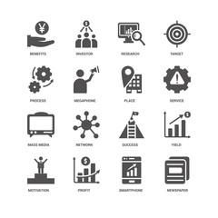 Newspaper, Service, Place, Motivation, Yield, Benefits, Process,