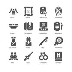 Law book, Documents, Drugs, World, Fingerprint, Pen, Police, Han