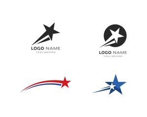 Star Logo Template