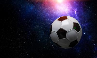 Soccer game concept