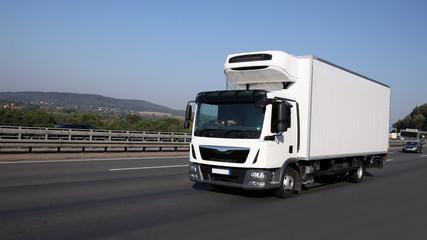 Transport von gekühlten Waren