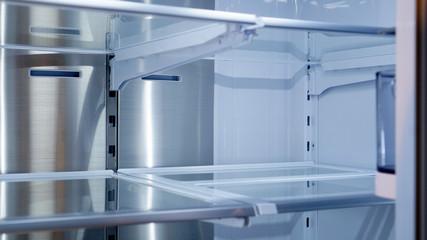 냉장고 자세한내부 선반