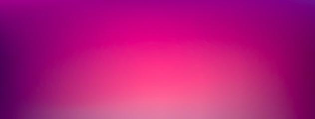 Obraz Gradient pink magenta abstract banner background - fototapety do salonu