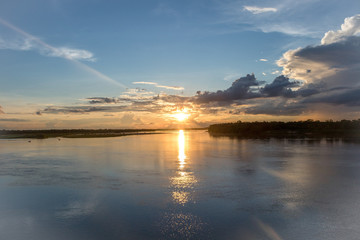 Araguaia River Sunset