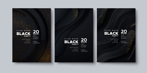 Modern poster design.