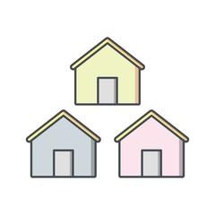 Neighborhood Vector Icon