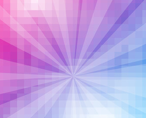 Purple Blue Grid Mosaic Background, Creative Design Templates.