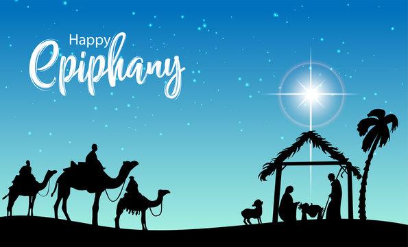 Epiphany (Epiphany is a Christian festival)