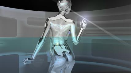 Donna digitale