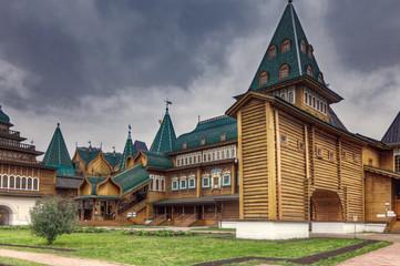 Ancient Tsar Alexis palace
