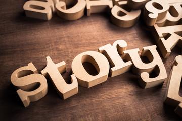 Create Story Alphabet