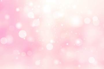 Pink blurred background,valentine backdrop.