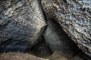 Horizontal karst cave