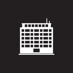 building icon. Simple element illustration. building symbol design template. Can be used for web and mobile