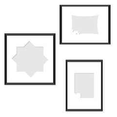 vector image photo frame