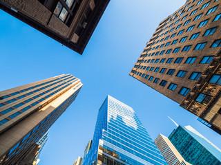 都市・高層ビルイメージ ニューヨーク
