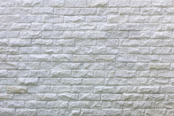 White sandstone wall texture background