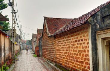 Mong Phu village, Hanoi, Vietnam