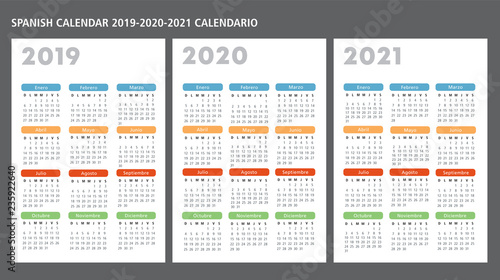 Calendario Anual 2020 Para Imprimir Gratis.Calendario 2020 Gratis