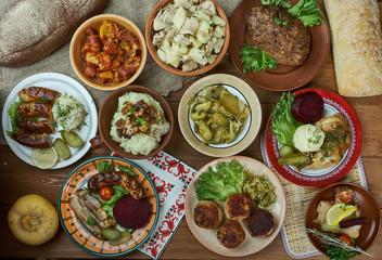 Danish homemade cuisine