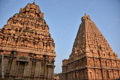 Brihadisvara Temple, Thanjavur, Tamil Nadu, India
