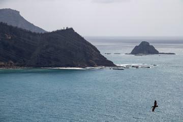 Los Frailes, costa dell'Ecuador