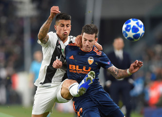 Champions League - Group Stage - Group H - Juventus v Valencia