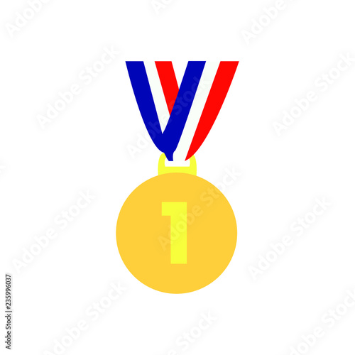 First place medal emoji