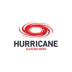 hurricane logo symbol icon illustration vector for company