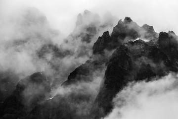 Splendido trekking al vulcano El Altar, Ecuador
