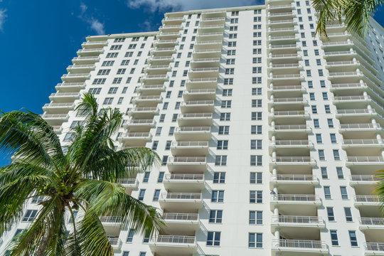Miami Beach High Rise Condominium