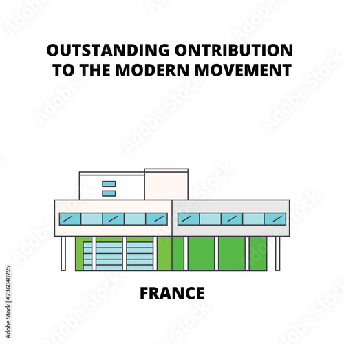 France The Architectural Work Of Le Corbusier An Outstanding